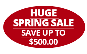 Huge Spring Sale Oval