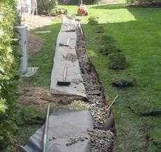 yard drain